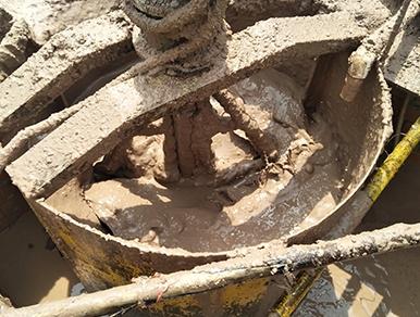 钻井泥浆土